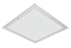 Светодиодный светильник со степенью защиты IP54 серии ДВО15 WP.